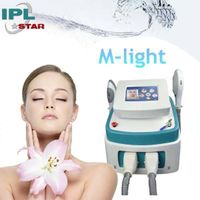 The lowest price for IPL+SHR+E-light with Medical CE and FDA approved from Beijing Starlight