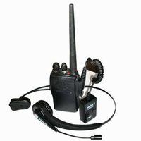 Bluetooth adapter+PTT+Bluetooth heaset