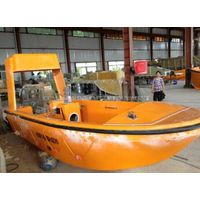 F.R.P. Open type rescue boat marine lifeboat