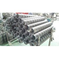 spiral welded 316L perforated tube filter elements filter frames 304 metal pipes 316L stainless stee