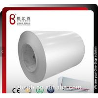 PVC Film Laminated steel sheet Air Condition Decorative Steel Panel