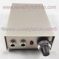 Novelty Supply Tattoo 10 Turn Power Supply