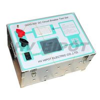 GDAS-500 DC Circuit Breaker Test Set