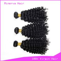 Peruvian Virgin Human Hair Weave Deep wave