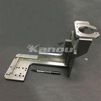 CNC machining aluminium part machinery american precision machining