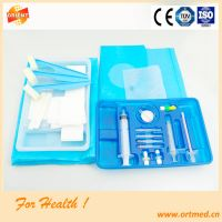 Single use high quality sterile anesthesia bag