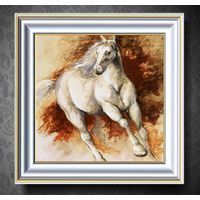 Horse Oil Painting Decorative Wall Art