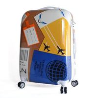 Hiqh Quality ABS Hard Shell Travel Trolley Luggage