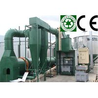 Combined Rotary Drum Dryer (WSG-250/500/1000/1500/2000/3000)