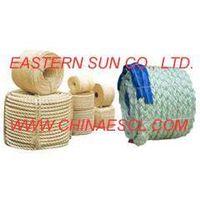 fiber rope & sisal rope