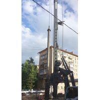 Rotary Piling Rig Parts Interlocking Friction Kelly Bar for Liebherr XCMG Sunward Drilling Machines