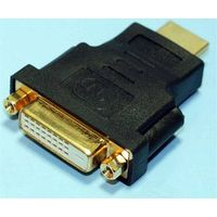 DVI Male to HDMI Female Converter Adapter Connector