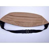 Custom microfiber woven cummerbundscummerbunds for sale Custom silk cummerbunds thumbnail image
