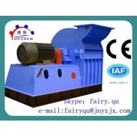 Hot sale wood crusher with CE&ISO
