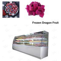 Fruits Flash Freeze Machine Price/Glass Fronted Freezer thumbnail image