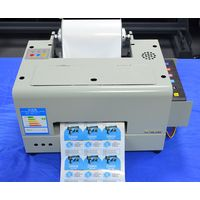 Roll Digital Color Waterproof Barcode Label Printer Machine thumbnail image