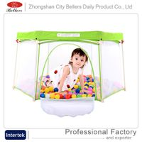 Best Selling Baby Pack 'N Play Cheap Folding Baby Carrier play yard Travel Bed thumbnail image