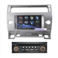 """7"""" WinCE 6.0 Car Video Navigation, DVD GPS for Citroen C4 C-Quatre C-Triumph Car DVD Player(ZW-Citro"""