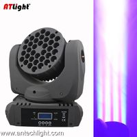 RGBW 363 LED Moving Head Wash Light ATM108