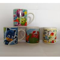 8oz ceramic coffee mug