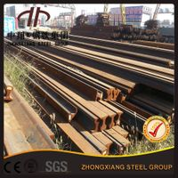 wholesale China 38kg/m heavy steel rails