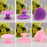 Factory price heart-shape Silicone Face Brush Silicone Facial Brush thumbnail image