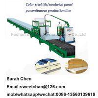 roof panel wall panel pu foam automatic production line thumbnail image