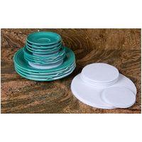 Multi shapes felt pan protector, pot protector table coaster kitchen accessory