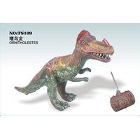 R/C Simulation Dinosaur--Ornitholestes (soft skin)