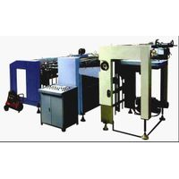 CE-AUTOMATIC PAPER EMBOSSING MACHINE-model YW-1150E thumbnail image