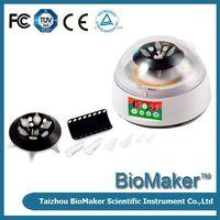 CE UL standard mini laboratory centrifuge