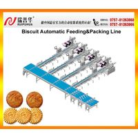 Biscuit automatic packing line