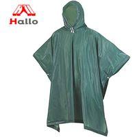 Custom Multifunction Reusable EVA Waterproof Mat Rain Cape Jacket Poncho Raincoat thumbnail image