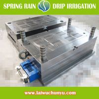 Inline Flat Dripper Mould with 128 Cavities with Semi Hot Runner