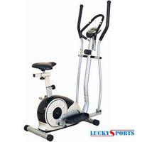 Magnetic Elliptical Cross Trainer, Elliptical Bike, Exercise Cycle, Air Bike thumbnail image
