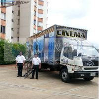 Moving 7D motion cinema from China,7D theater cabin factory