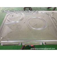 Heat exchanger moulds customized rubber mold