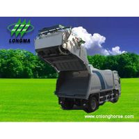 China Garbage Truck,Garbage Compactor,Refuse Compactor thumbnail image