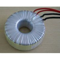 toroidal transformers for higher power led lamps