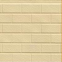 New type interior exterior Insulated decorative color steel brick wall panel