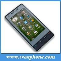 A1- Android 2.1 and Windows 6.5 Smart phone with Dual Sim Card JAVA GPS WIFI thumbnail image