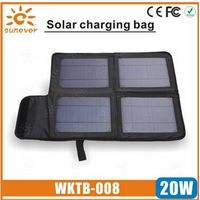 2014 new products wholesale latop solar charger/solar charger for laptop/solar laptop charger