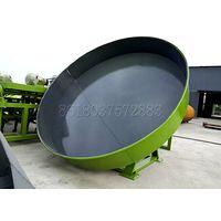 Disc Granulator for Organic Fertilizer Production Line