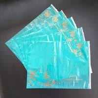 Manufacturer Custom Logo Packaging Bags for Clothing Ziplock Packaging Bags
