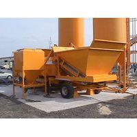 Scandinavian quality M-2200 (50m3/h) Mobile plant
