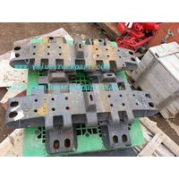 SANY SCC500 SCC1000 SCC1500 Crawler Crane Track Shoe Bottom Roller Carrier Roller Sprocket Idler