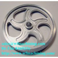 Customized Cast Iron Sand Casting Flywheel for Exercise Bike