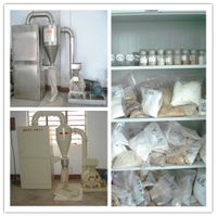 Stainless Steel 304 Herbal Pulverizer/mill/herb crusher Dyestuff oil ink micron powder grinding mill thumbnail image