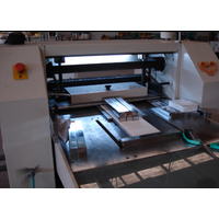Auto knife pleating machine thumbnail image