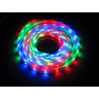 magic color smd 5050 60 leds/m RGB led strip for decoration